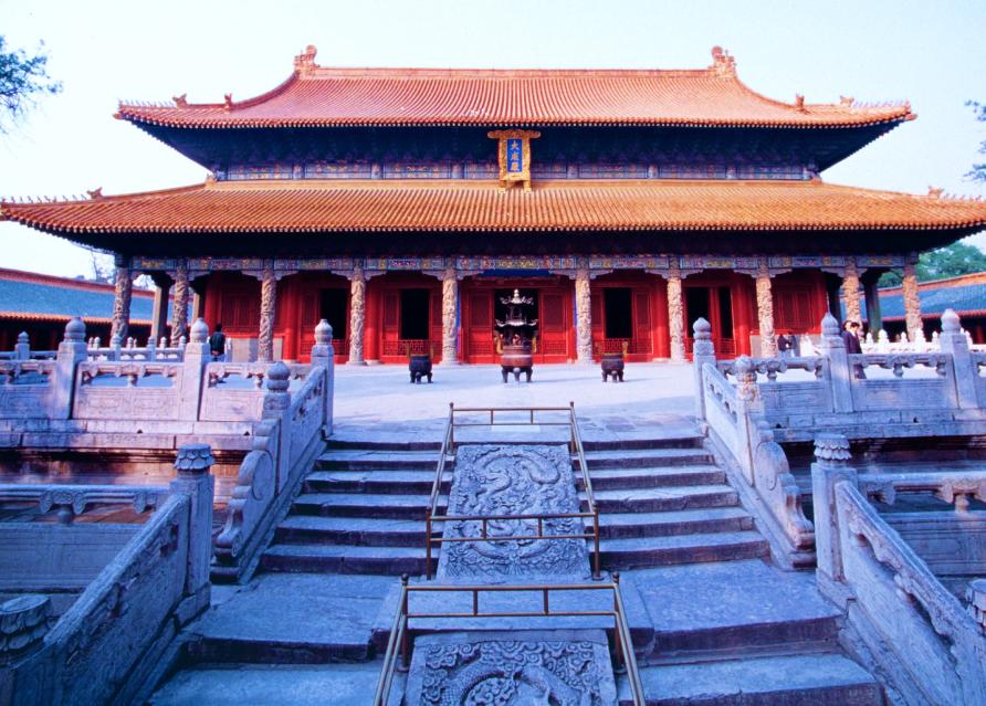 Конфуцианский Храм в Пекине