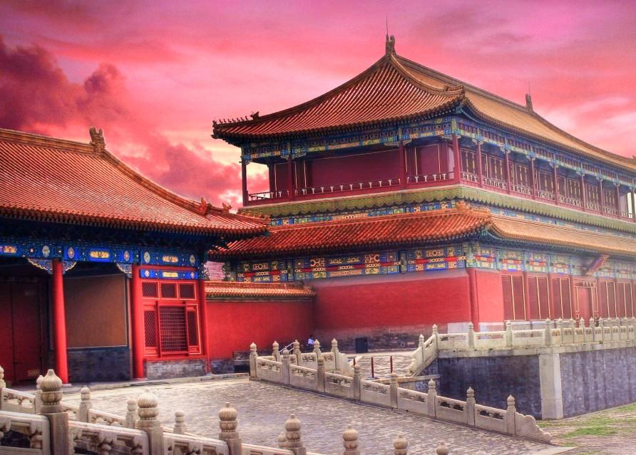Экскурсия по Пекину