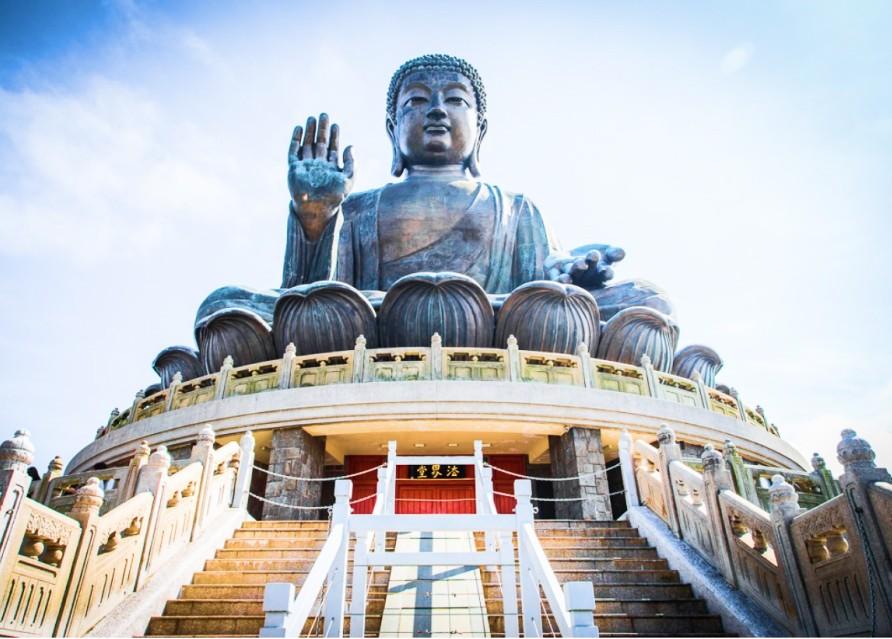 Остров Лантау и Большой Будда