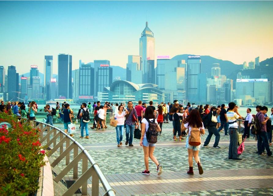 Пешая экскурсия по Гонконгу
