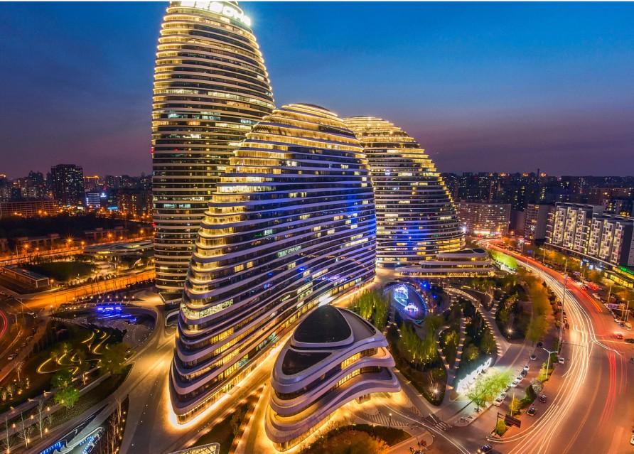 Прилет в Пекин